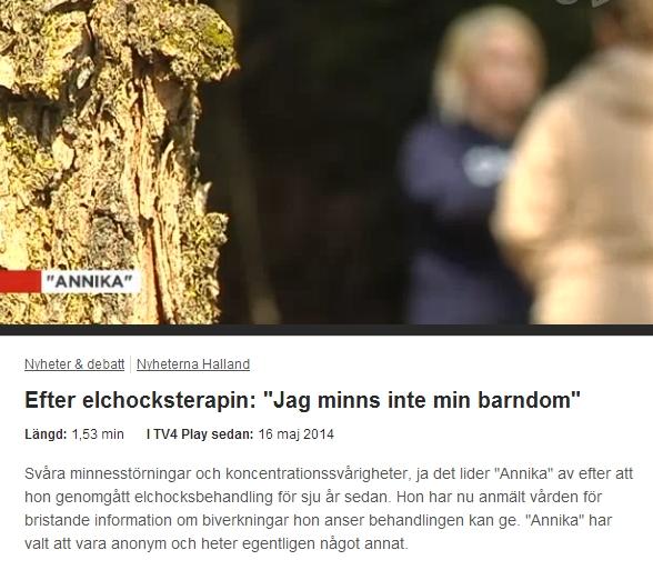 Om ECT i TV4